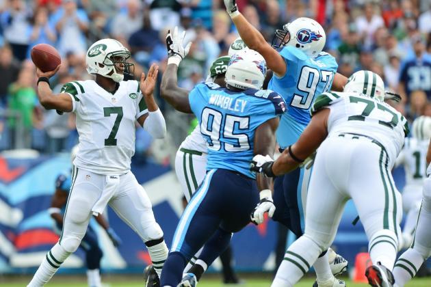 Titans Lose Jake Locker to Injury, Beat Jets 38-13