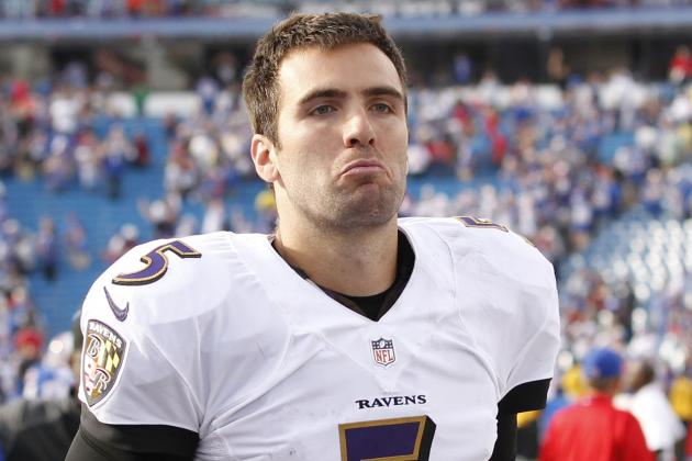 Flacco Is Far from Ravens' Biggest Problem
