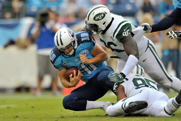 Jake Locker Late Hit: Will Muhammad Wilkerson Be Fined or Suspended?