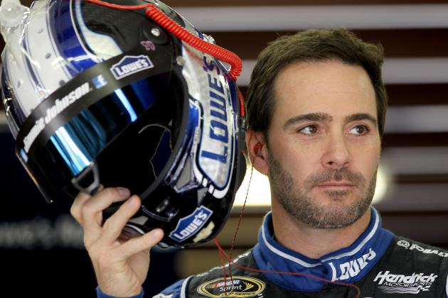 NASCAR Chase Standings 2013: Ranking Top Title Contenders Following AAA 400