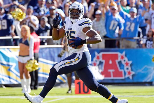 Antonio Gates' Updated 2013 Fantasy Outlook and Trade Value After Week 4