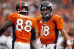 Record-Setting Day for Broncos in 52-20 Win Over Eagles