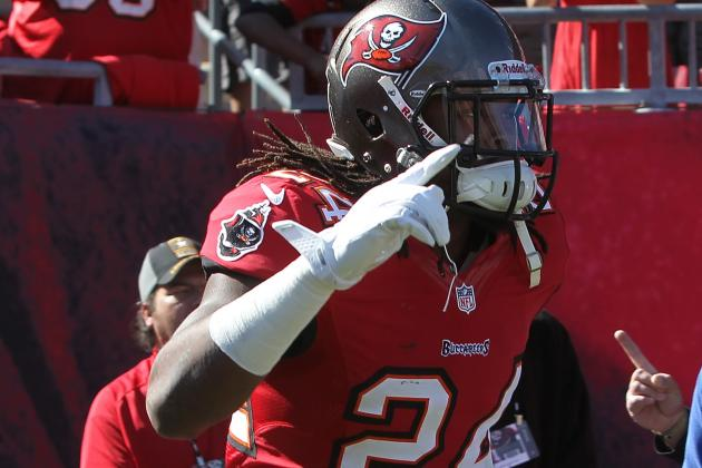 Mark Barron Injury: Buccaneers Safety out with Hamstring Injury