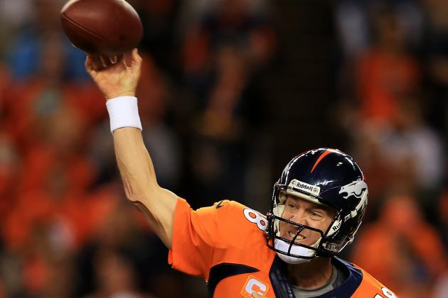 Peyton (4 TDs), Broncos Pour 52 on Eagles
