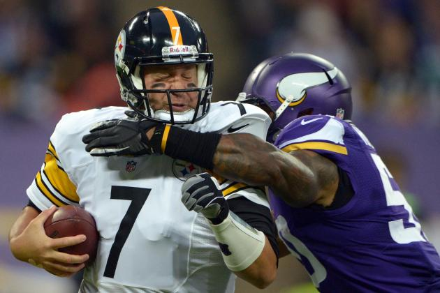 Ben Roethlisberger Calls 0-4 Steelers 'Worst Team in the League'