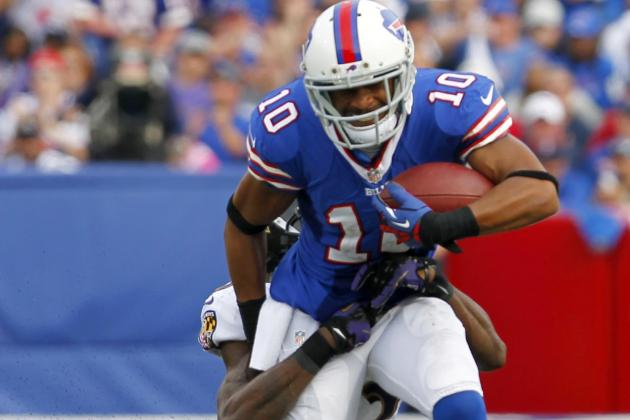 Rookies Kiko Alonso, Robert Woods Key for Bills in Win