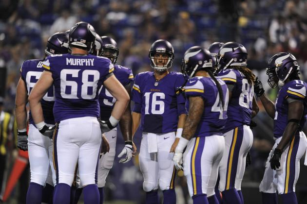 Matt Cassel Earns Chance to Start Again for Vikings After Week 4 Victory