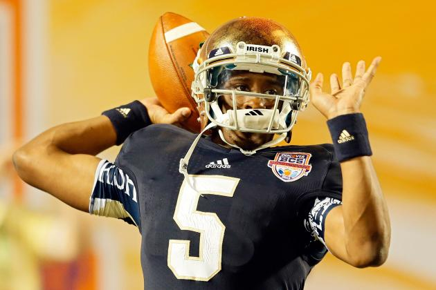 Would Notre Dame Have Beaten Oklahoma with Everett Golson at Quarterback?
