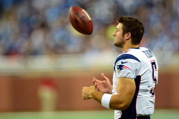 Tim Tebow Offers Salvation to Awful Jacksonville Jaguars Season