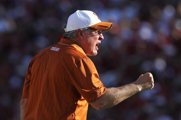 Mack Brown's Leash at Texas Is Miles Longer Than Lane Kiffin's Was at USC