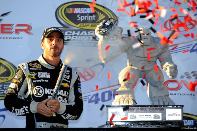 AAA 400 2013: Drivers Who Gained the Most at Dover