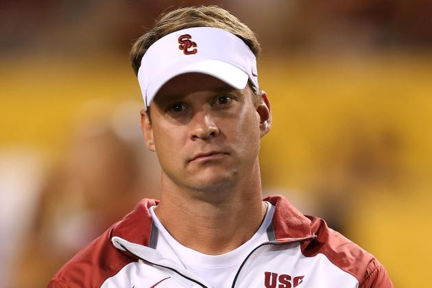 Lane Kiffin Was Doomed from the Start