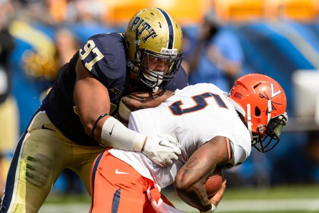 Pitt vs. Virginia: On Homecoming Weekend, the Panthers Get Their House in Order