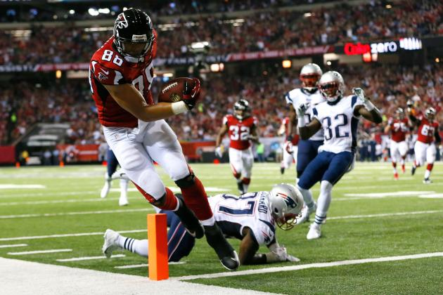 Tony Gonzalez's Updated 2013 Fantasy Outlook and Trade Value After Week 4