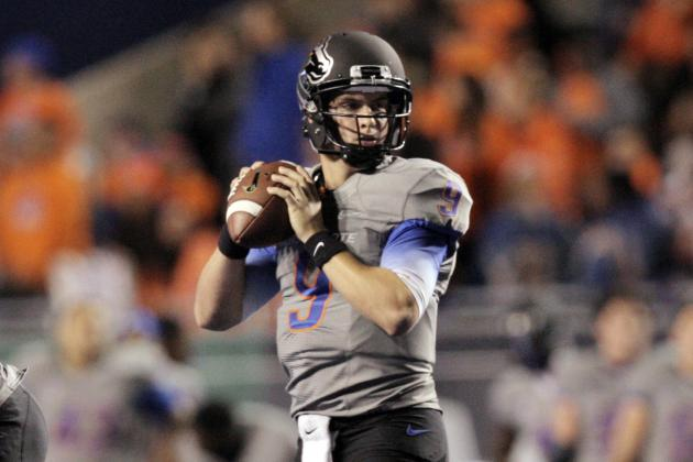 Boise State Football: Why Grant Hedrick Will Be a Step Up from Joe Southwick