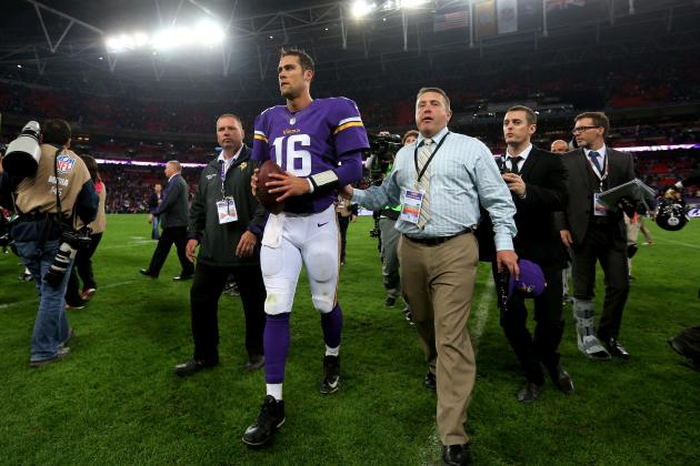 Matt Cassel Should Start for the Minnesota Vikings After Performance in Week 4