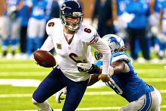 Bad Jay Cutler Raises Questions on Contract Extension, Bears' Postseason Hopes