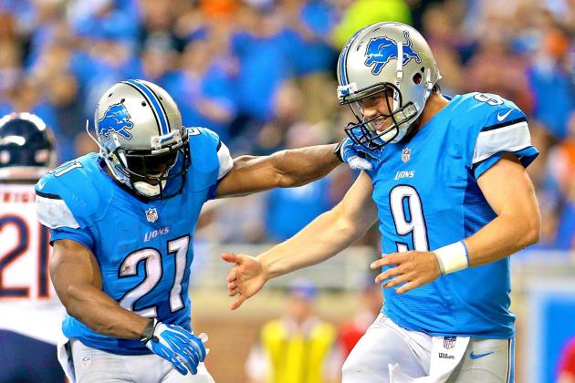 Detroit Lions Finally Assuming Playoff-Minded Identity