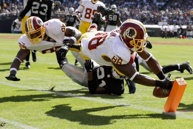 Redskins Lean on D, Beat Raiders for 1st Win