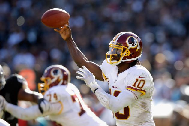 Redskins Earn Season-Saving Victory in Oakland