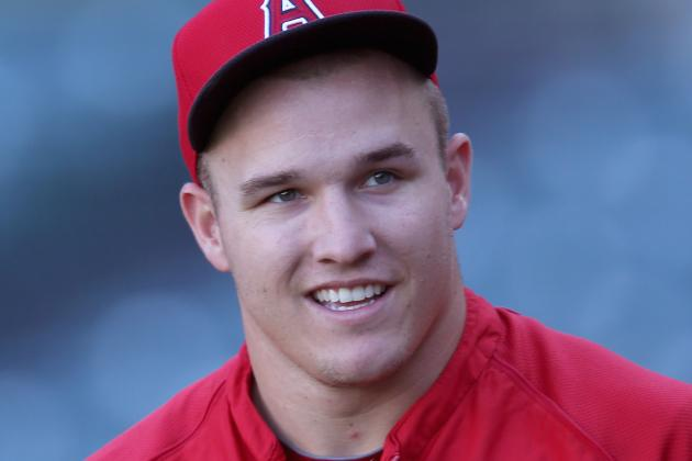 Angels' Trout in Rare Company with 190th Hit