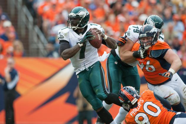 1-3 Philadelphia Eagles Can Still Reach Playoffs with Favorable Schedule