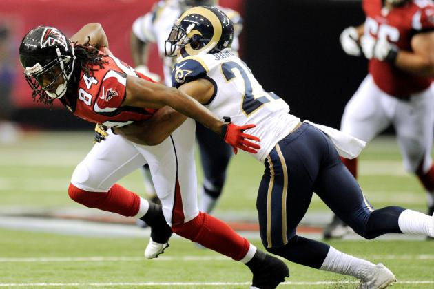 Roddy White's Updated 2013 Fantasy Outlook and Trade Value After Week 4