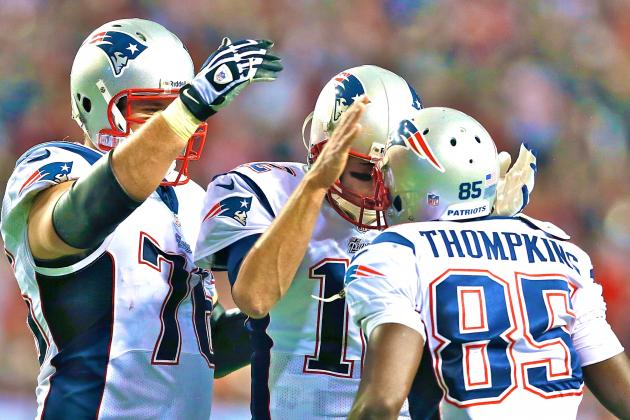 Patriots vs. Falcons: Live Score, Highlights and Reaction