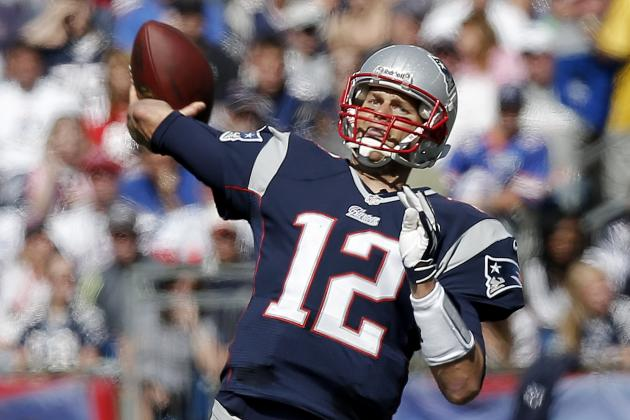Patriots vs. Falcons: Live Grades and Analysis for New England