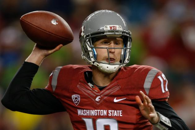 QB Halliday, CB Brown Practice with Cougs