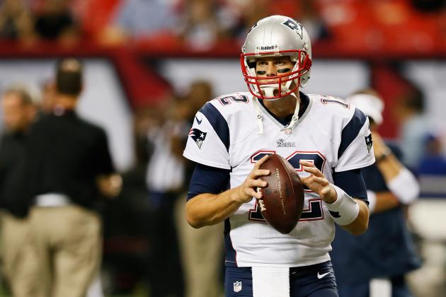 Tom Brady's Updated 2013 Fantasy Outlook and Trade Value After Week 4