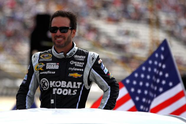 Is Win at Dover the Start of Jimmie Johnson's 6th Title Run?
