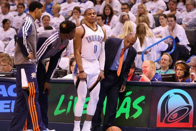 The Biggest Training Camp Mysteries for the OKC Thunder