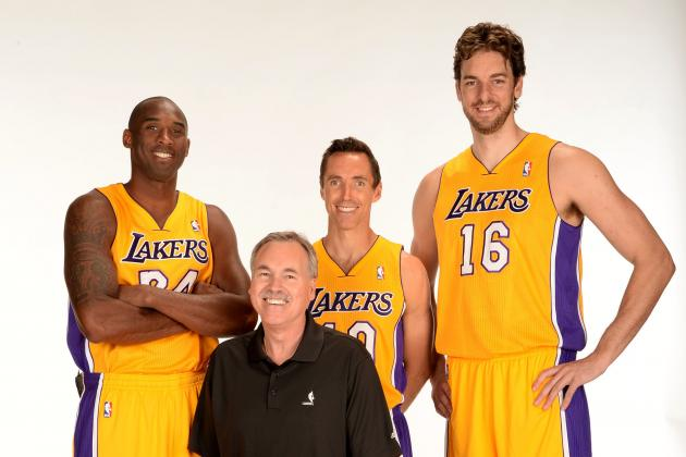 What to Watch for in LA Lakers Training Camp