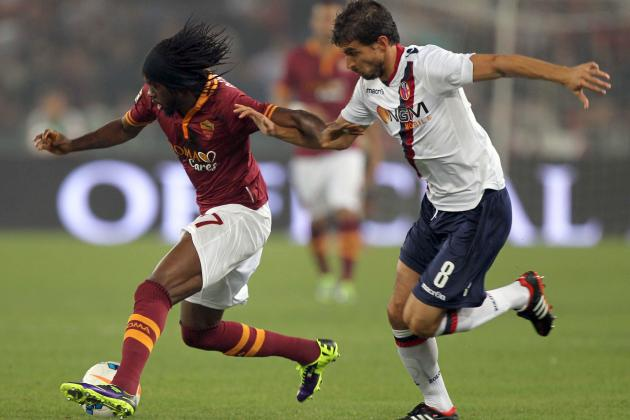 Serie a Results: Roma 5-0 Bologna and the Rest of Italy's Weekend Matches
