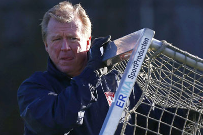 Steve McClaren to Be New Manager of Derby County