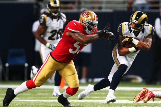 NaVorro Bowman Has Surpassed Patrick Willis as NFL's Best Linebacker