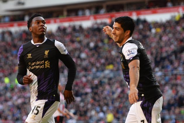 Suarez and Sturridge Can Fire Liverpool Back to the Champions League