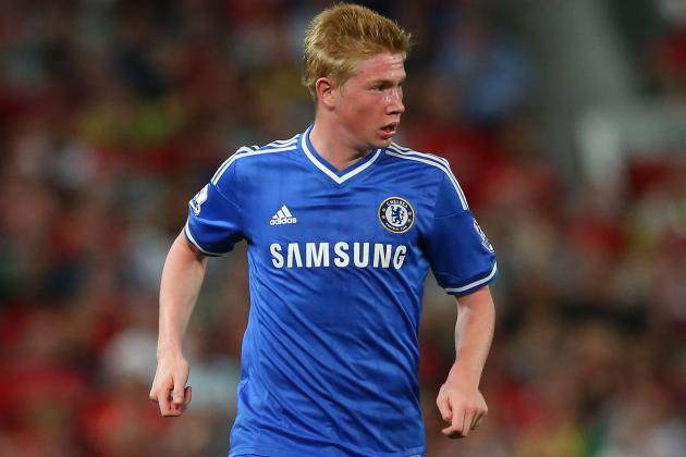 Kevin De Bruyne Reportedly Sent to Train with Chelsea U21s by Jose Mourinho