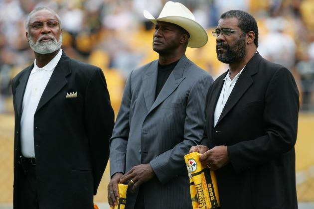 Former Steelers DE L.C. Greenwood Dies at Age 67