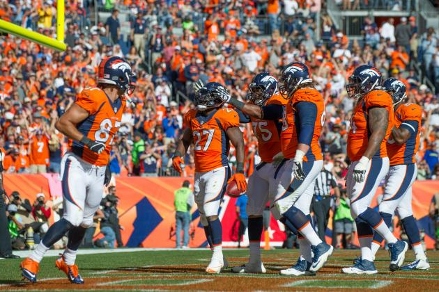 NFL Week 4 Six Yards of Separation: Denver Broncos to Richard Sherman