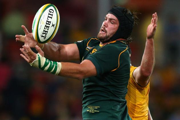 Flip van der Merwe Banned for South Africa's Showdown with New Zealand