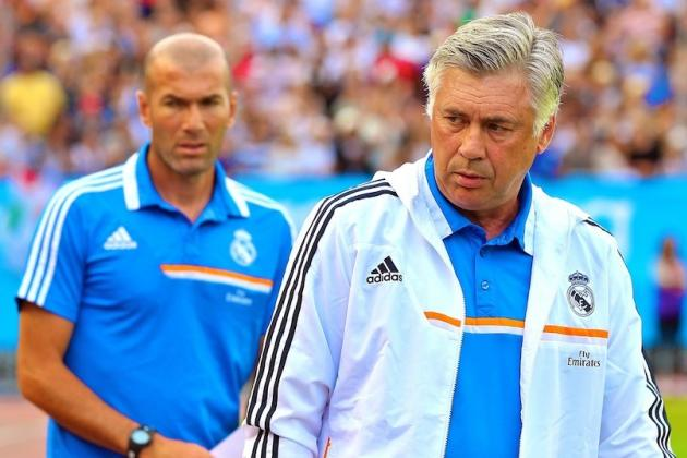 Carlo Ancelotti Is Facing an Early Crisis of Style and Substance at Real Madrid