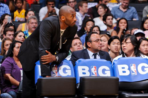 Kobe Bryant Calls out Los Angeles Times Article for Questioning His Future