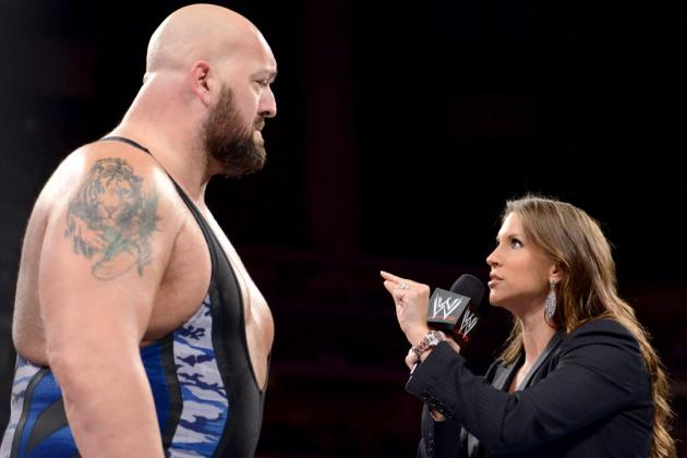 Big Show Would Thrive As Stephanie McMahon's Corporate Ally