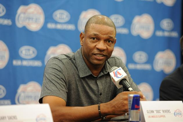 Doc Rivers Spurns Celtics, Calls LA Lakers 'Best Franchise in Sports History'