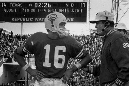 James Street, Former Texas QB and Father of Huston, Passes Away at Age 65