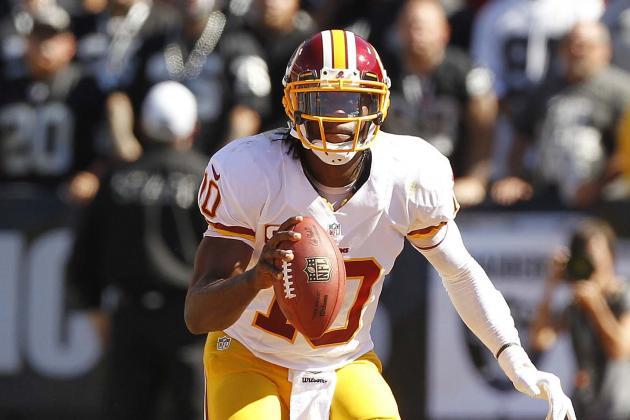 Redskins Make Good Use of No-Huddle Offense