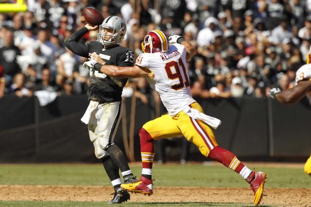 Redskins Defeat Raiders: Postgame Notes for Washington