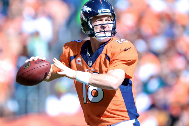 Peyton Manning Is Outdoing Himself, but It All Comes Down to a Super Bowl Win